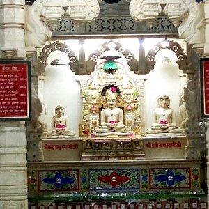 Jain swetamber temple