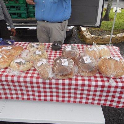 great fresh bread