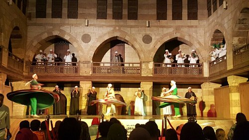 Tanora Show at Wekalet El Ghouri, Cairo-Egypt