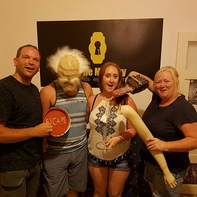 Escaped  with 2 minutes to spare