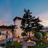 Castello Marcantonio: fascino ed eleganza d'altri tempi