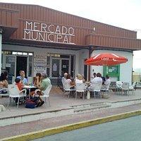 Terraza Bar Mercat