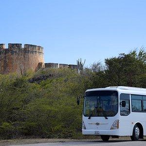 Visit Fort Beekenburg on the East Tour