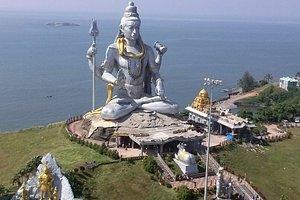 Temple, Big Shiva