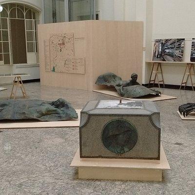 Arquivo Historico de Sao Paulo - Exposição em Março de 2016