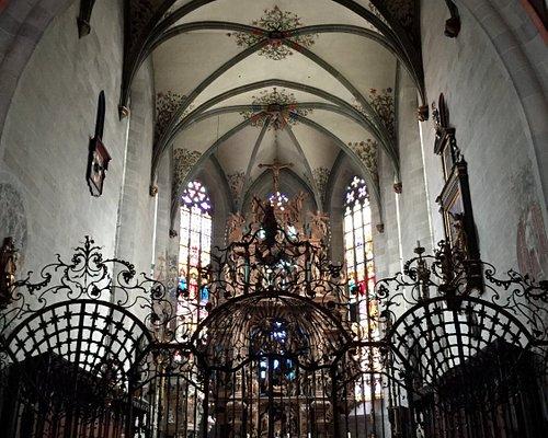 Maître-autel de Jörg Zürn de style maniériste (1613-1616)