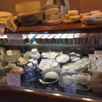 I formaggi del Caseificio