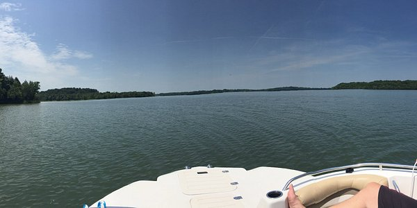 Beautiful day to be on the water!