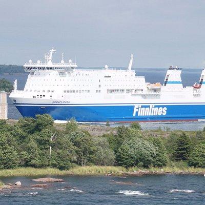M/S Finnclipper, Finnlines