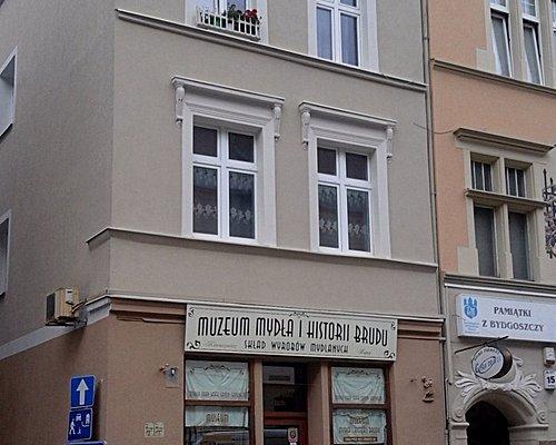 Muzeum Mydła i Historii Brudu. ul. Długa 13, Bydgoszcz.