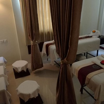 Sapel Spa has private spa rooms for couples