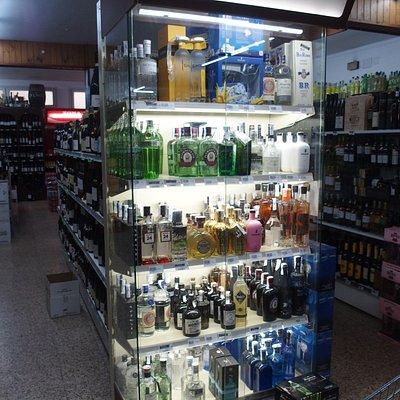 de betere ( duurdere ) gin soorten