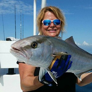 Stripping Lips Backwater Charters
