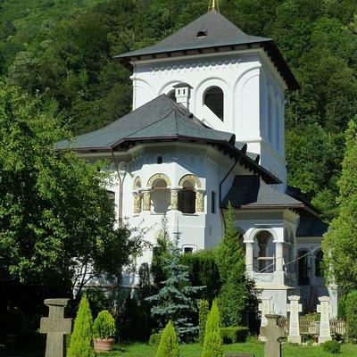 Monasterio de Lainici