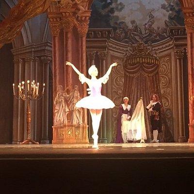 """""""La bella durmiente"""" Russian Ballet Theatre"""