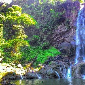 The buntot palos falls