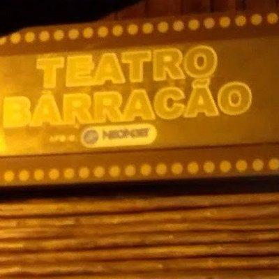 Teatro Barracão,Palco para muitas Histórias