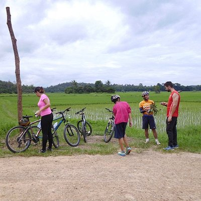 Cycling tour in the Mae Ngat valley, Chiang Mai