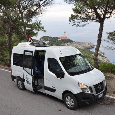 Capri Tour Bus
