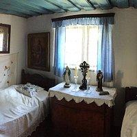 Sypialnia w Chacie Rybaka