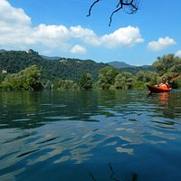 Adda river by kayak (guided tour)