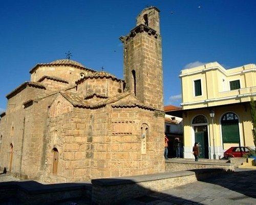 The church of St Apostoles