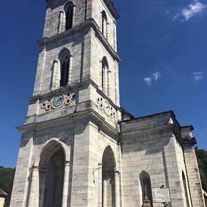 Eglise Saint-Martin de Baume-les-Dames