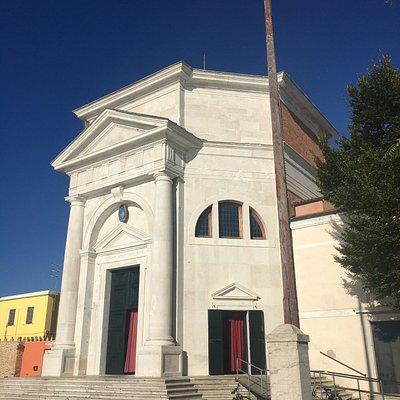Santuario Madonna dell'Apparizione in Pellestrina
