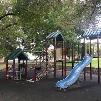 Nice park in west Melbourne