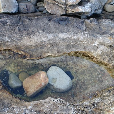 pretty rock pool