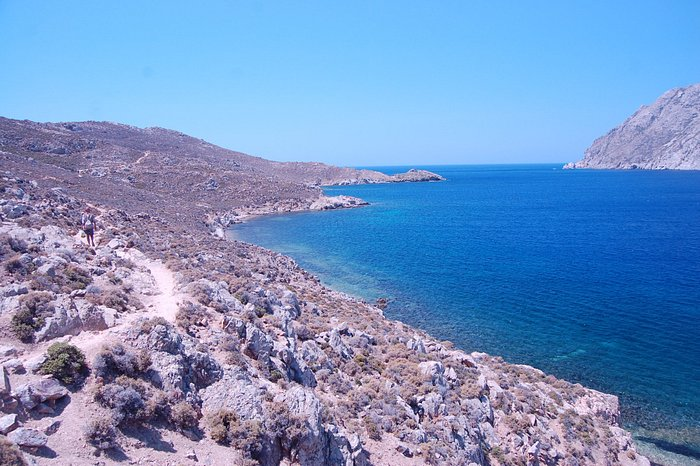 sentiero per per Psili Amnos, foto di F.Kolao