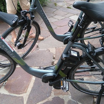 City Bike....eMountain Bikes also available