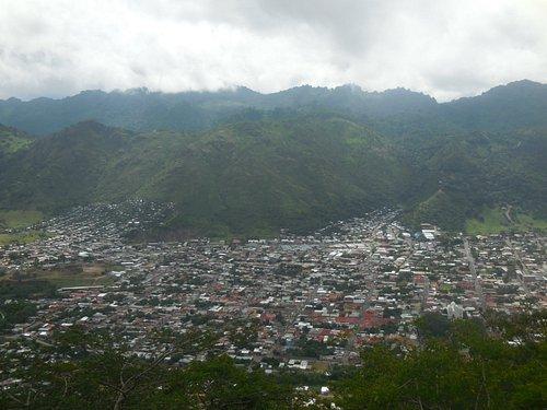 Views of Jinotega