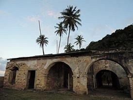 Ruínas da Fortaleza do Tapirandu...Perfeito