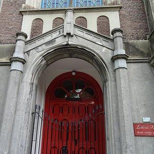 entree Lutherse kerk