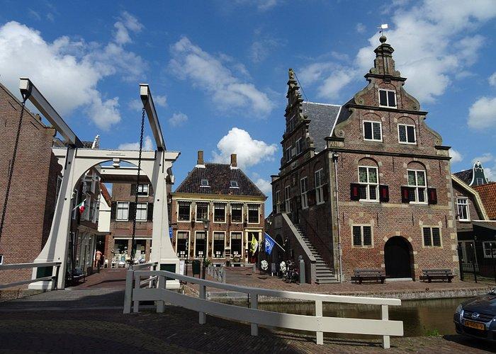 Waag en Raadhuis De Rijp;augustus 2016