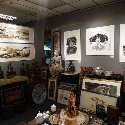 Qin Wei exhibition 15/8-15/9