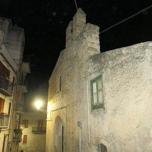 La chiesa nel contesto del tessuto urbano