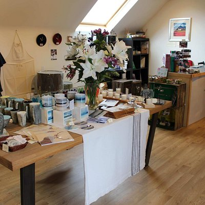 Skye Candles Shop, Broadford