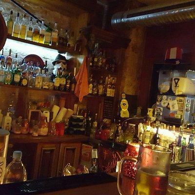 Badfish Bar