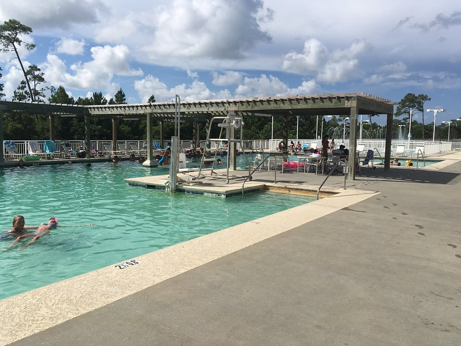 Gulf State Park Campground Pool Pictures & Reviews ...