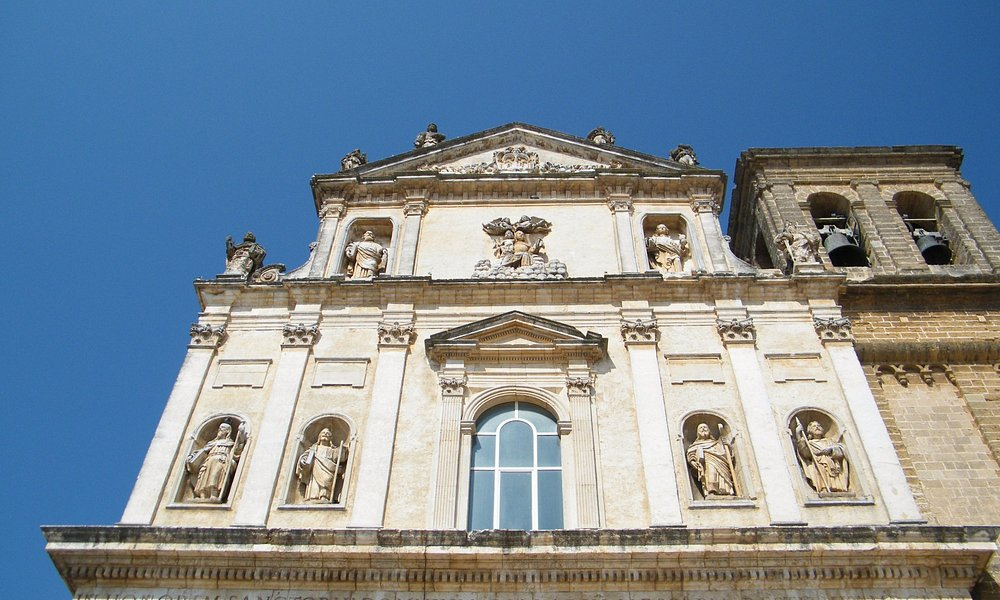 Mesagne-Chiesa Madre di tutti i Santi.