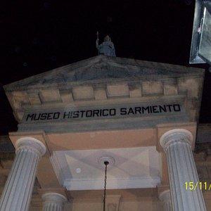 El edificio del Museo es de estilo neoclásico.