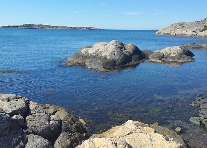 Vedute dall Isola
