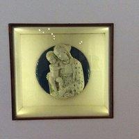 Madonna col Bambino di Alessandro della Robbia proveniente dall'Abazia di Santa Maria del Bosco