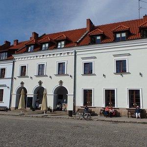 Rynek-Kazimierz Dolny