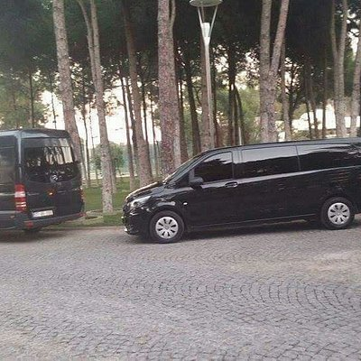 Vip airport transfer services
