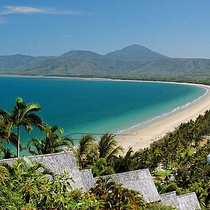 Port Douglas is a short one hour drive north of Cairns along one of the most scenic coastal road