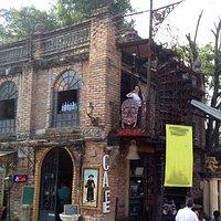 fachada do Café
