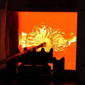 Souffleur de verre, la magie du feu